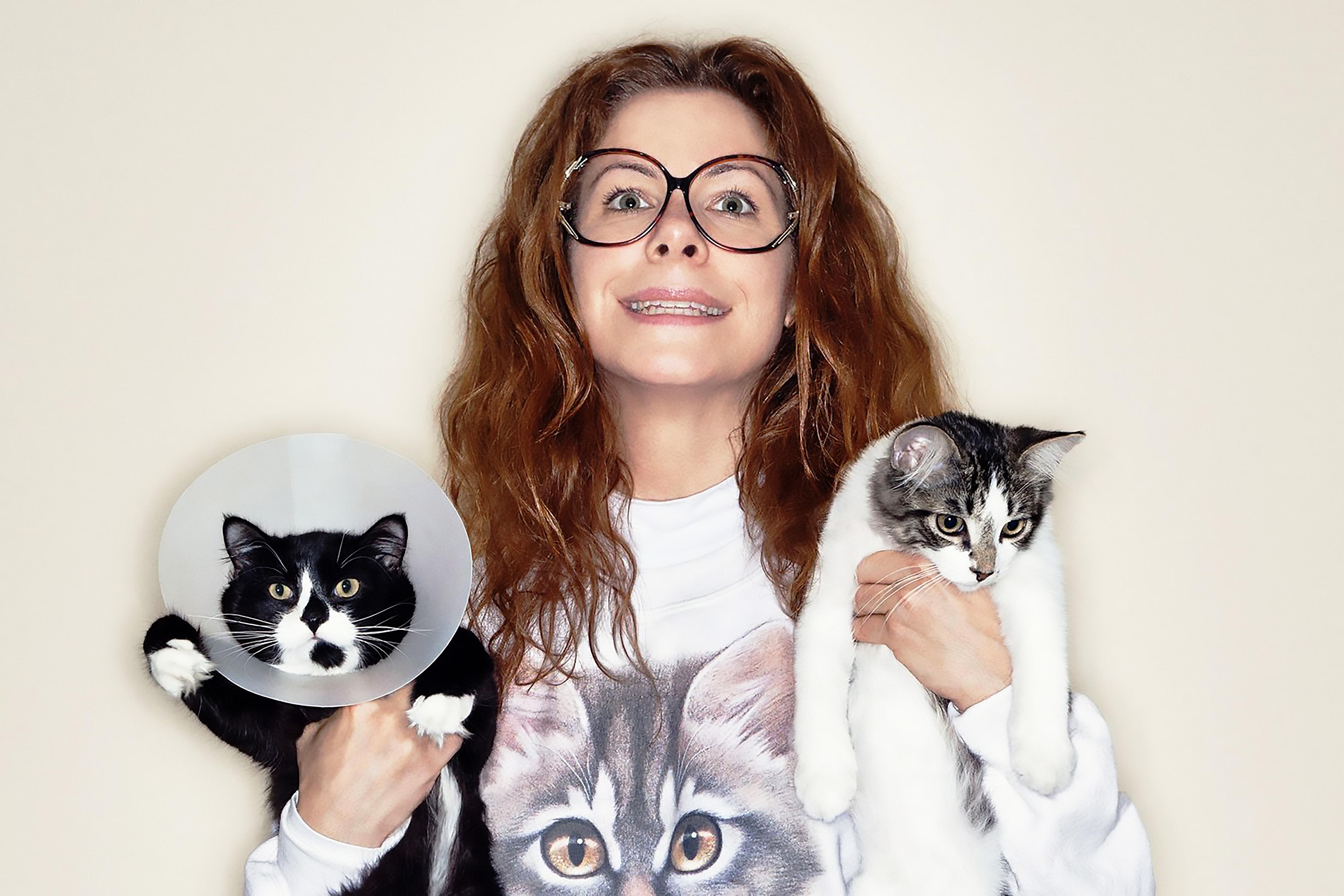 dating blog crazy cat lady