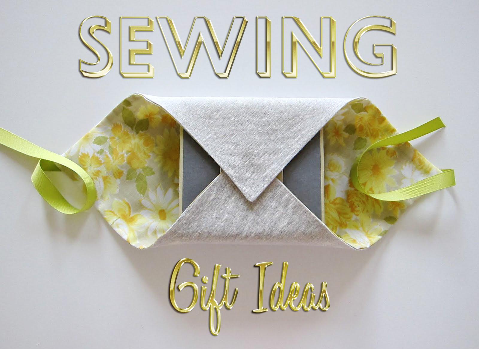 Machine Embroidery Gift Ideas | Makaroka.com