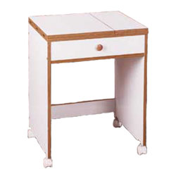 Horn Ready-to-Assemble Compact Sewing Cabinet 1010