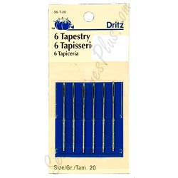 Dritz Tapestry Hand-Sewing Needles