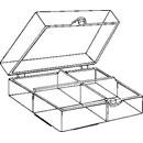 Plastic Bobbin Box