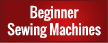 Beginner Sewing Machines