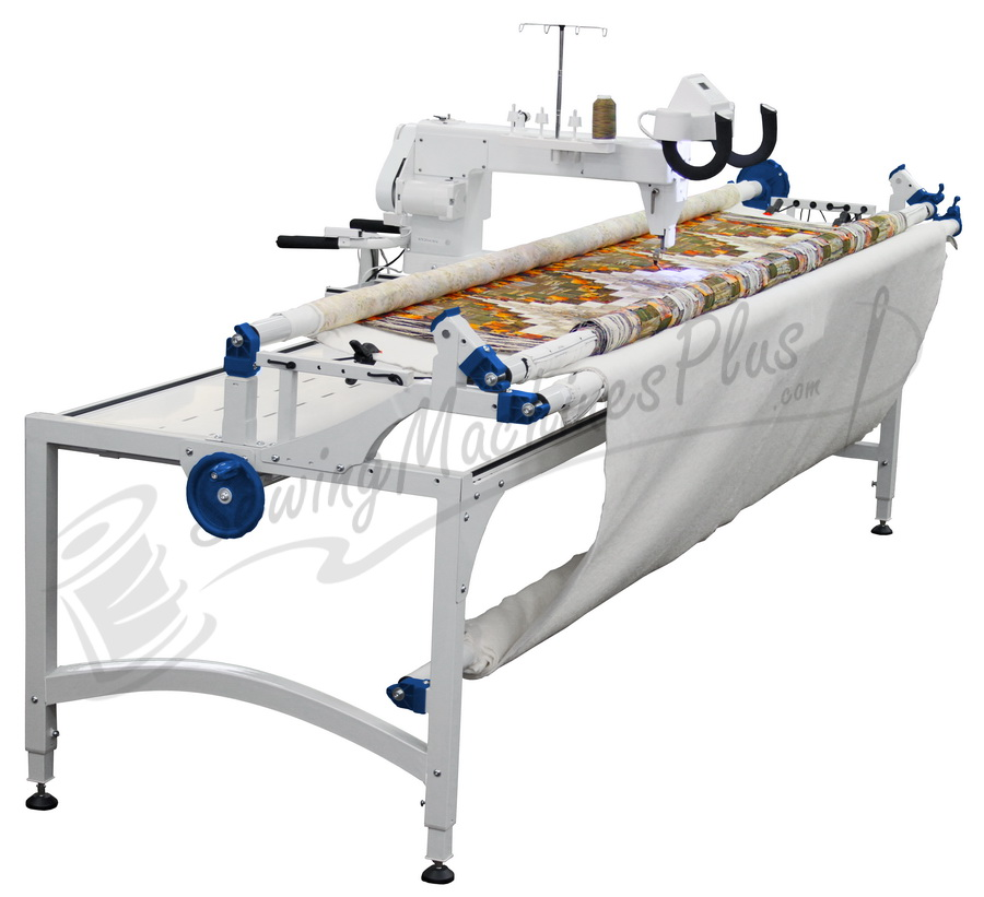 Upgraded Top Of The Line 18 Quot Long Arm Quilter W Px Frame