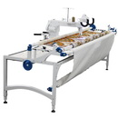 18x8longarm-fs Upgraded Top of the Line 18x8 FS Long Arm Quilting Machine w/ PX Frame