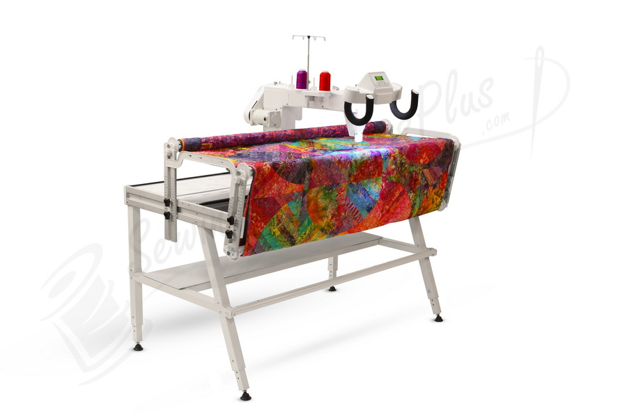 Newest Upgraded 18 Quot Long Arm Quilting Machine Inspira