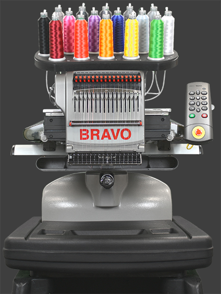 Melco Amaya Bravo Single Head 16 Needle Professional