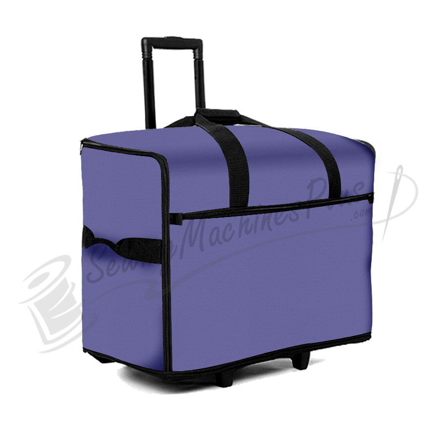sewing machine travel bags on wheels