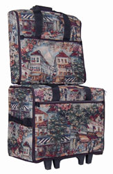 Bluefig Dawn Combo Travel Set For Large Embroidery