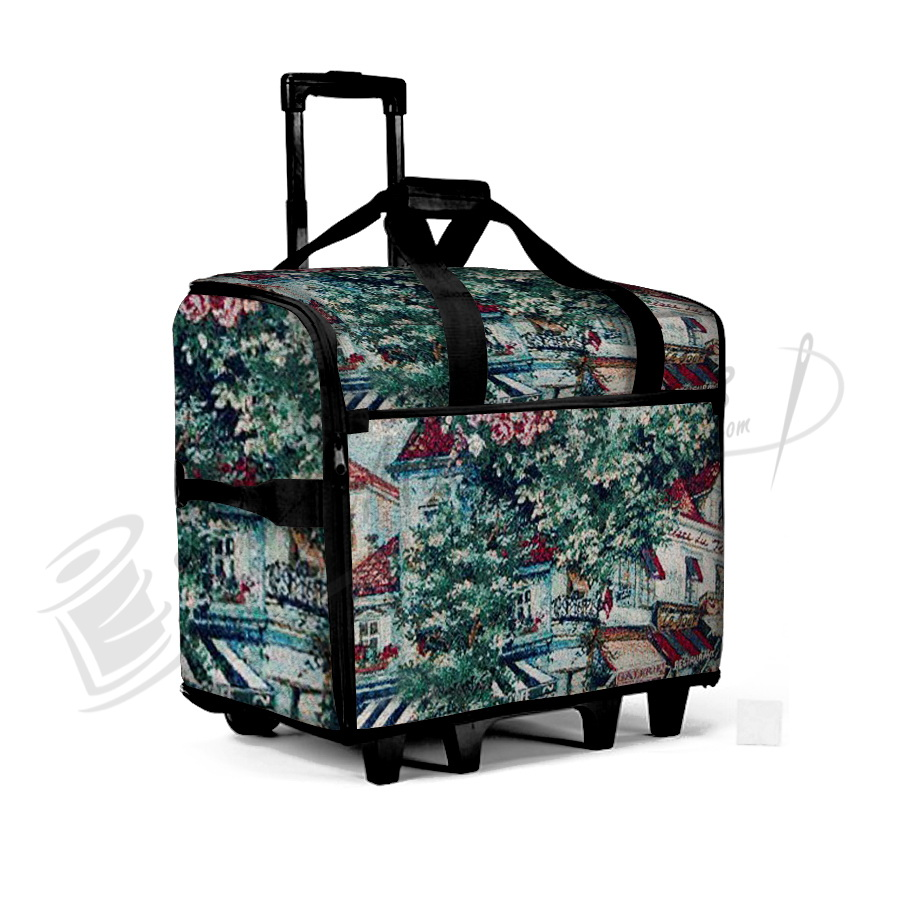 sewing machine carrier