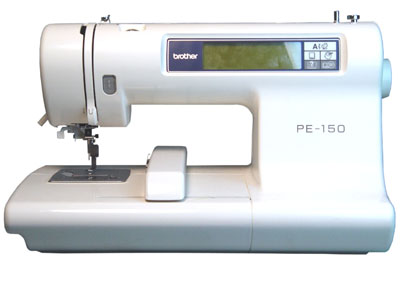 personal sewing machine