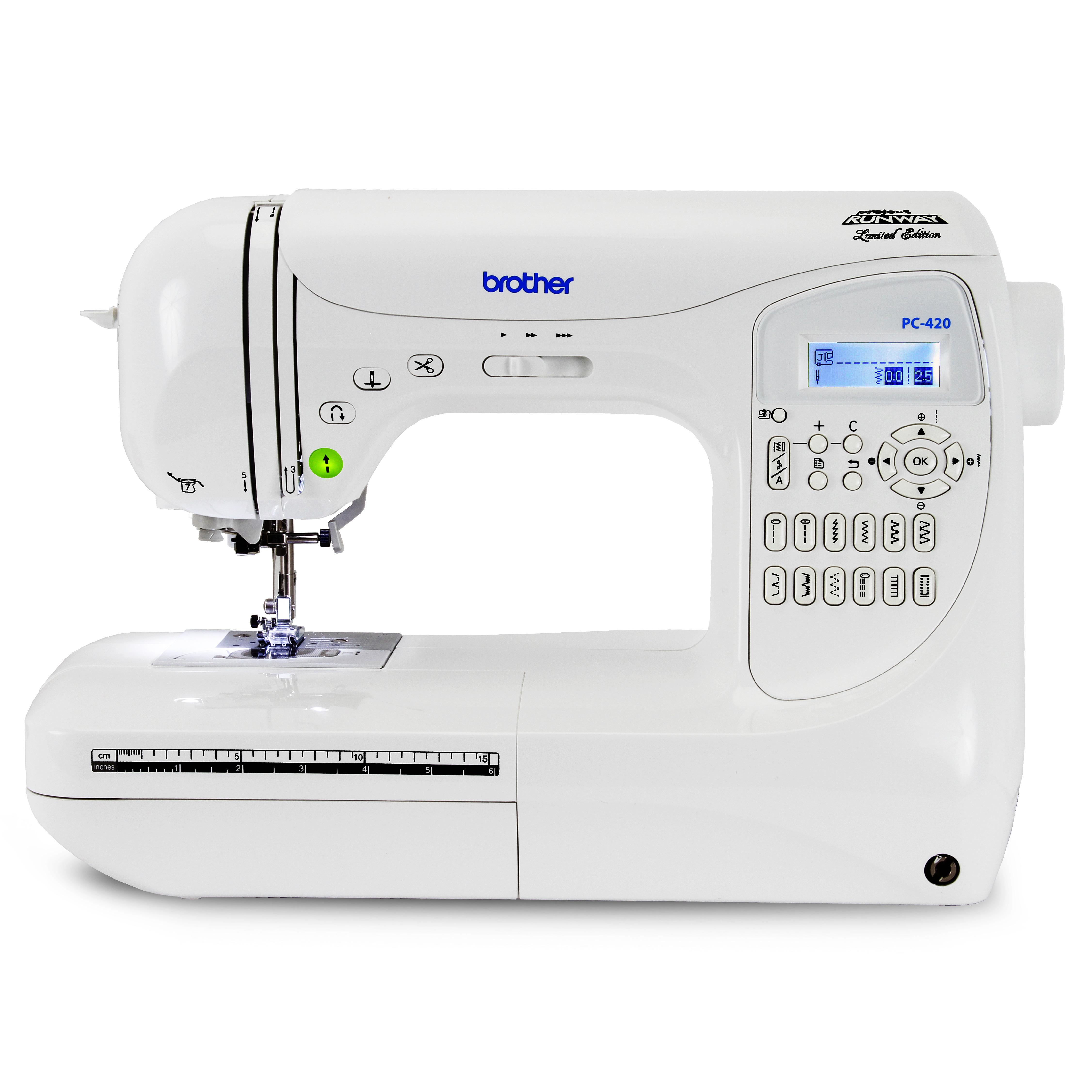 pc 420 sewing machine