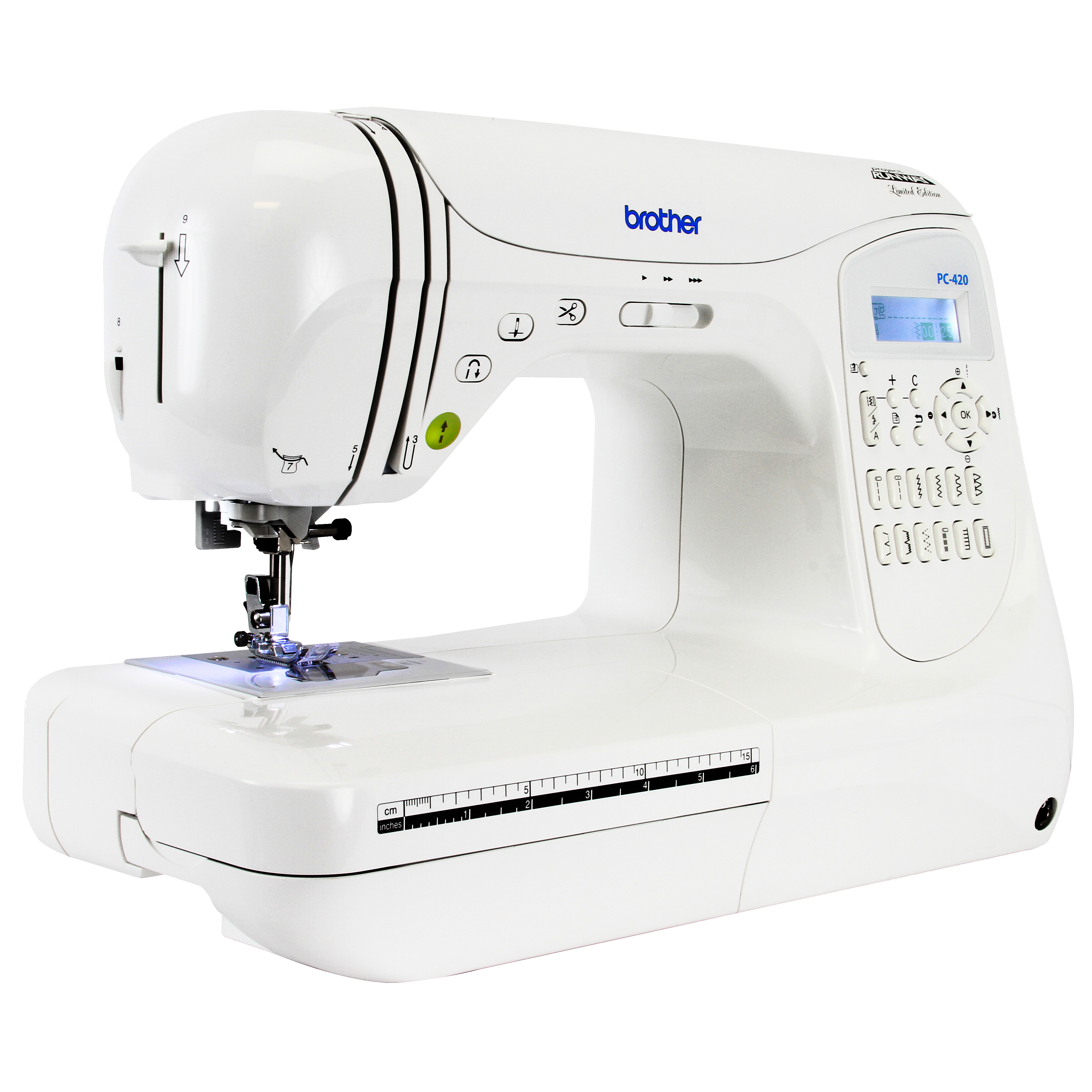 pc 420 sewing machine reviews