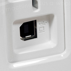 USB Port.