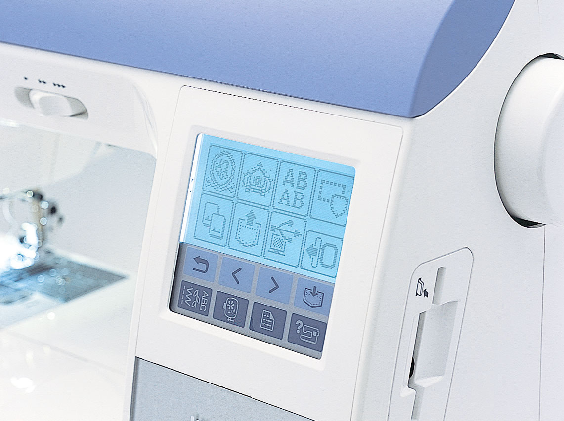 computerized sewing and embroidery machine se400 walmart