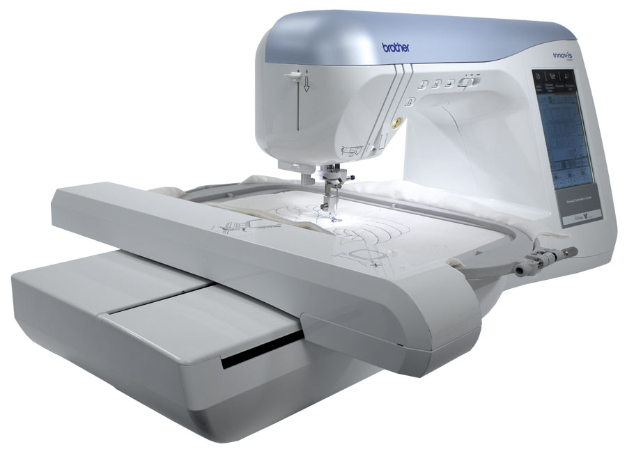 1500d embroidery machine