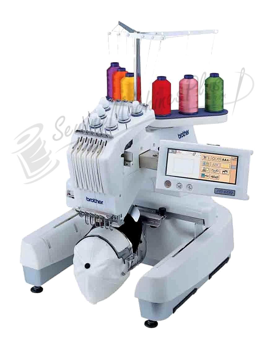 Brother PR620 6 Needle 8x12u0026quot; Embroidery Machine