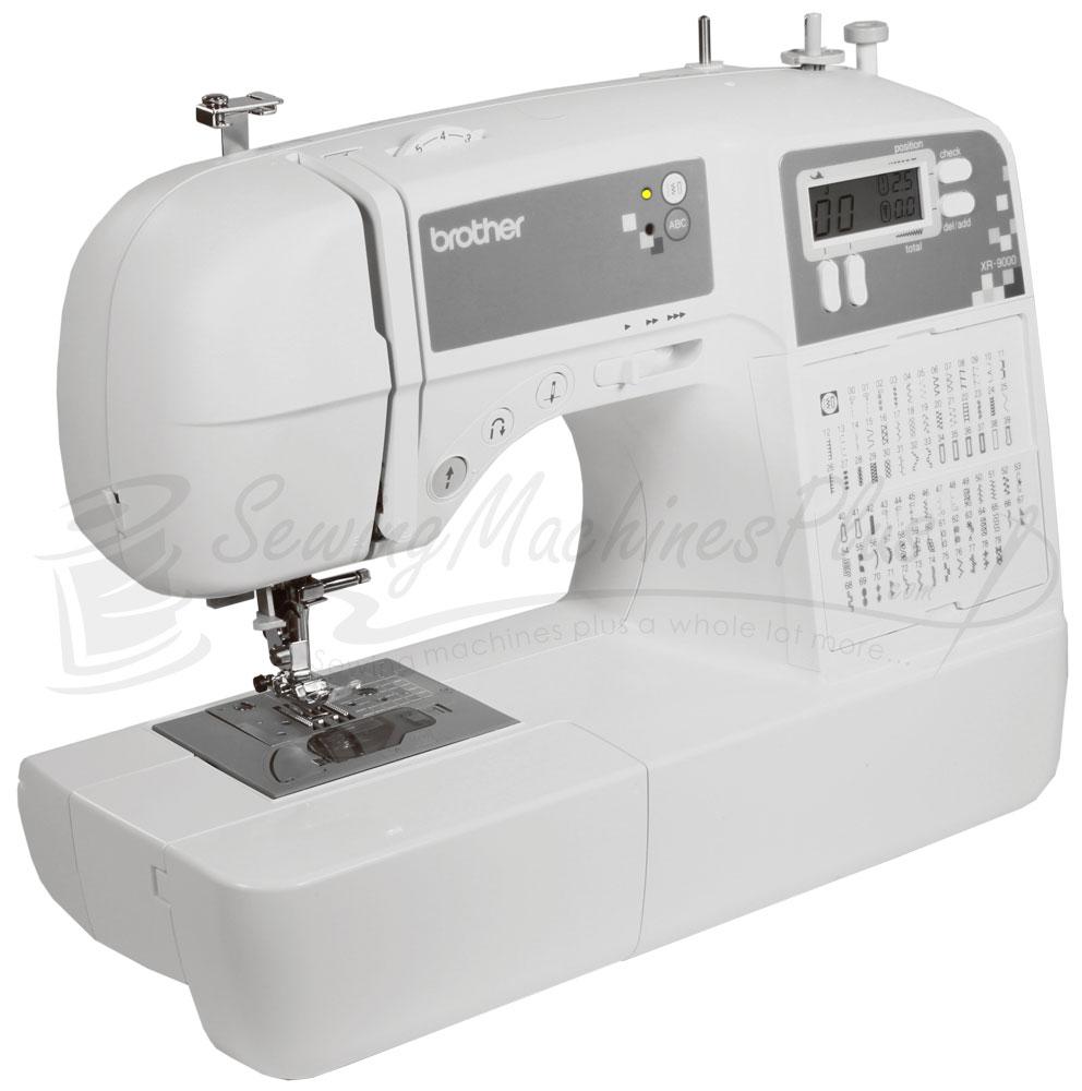 xr9000 sewing machine