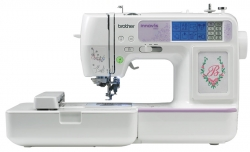 Brother Innov-is 950D Sewing & Embroidery Machine w/computer connectivity
