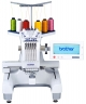 "Brother PR620 6 Needle 8x12"" Embroidery Machine"