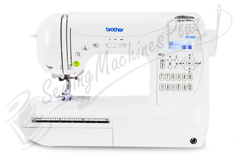 pc 420 prw sewing machine