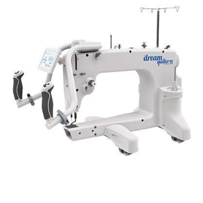 quilt arm machine