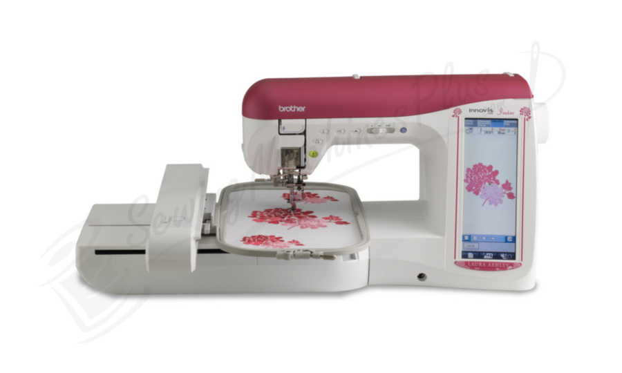 Brother Isodore™ Innov-is 5000 Laura Ashley Sewing and Embroidery