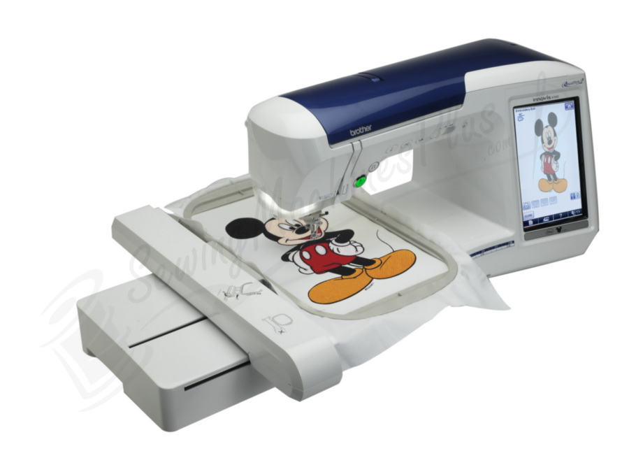 embroidery machine disney