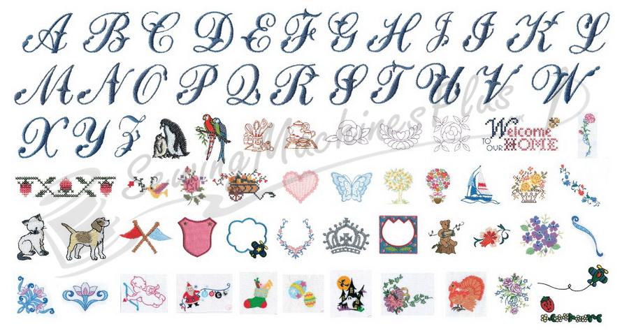 rpe500 embroidery machine