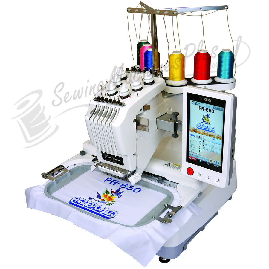 650 embroidery machine
