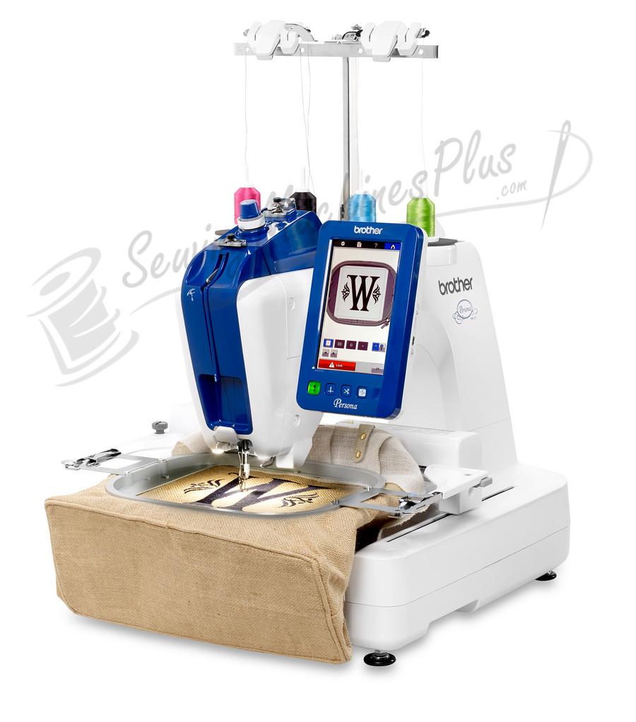 persona prs100 embroidery machine