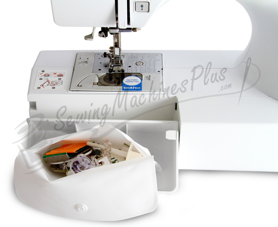 computerized sewing and quilting machine xr1355