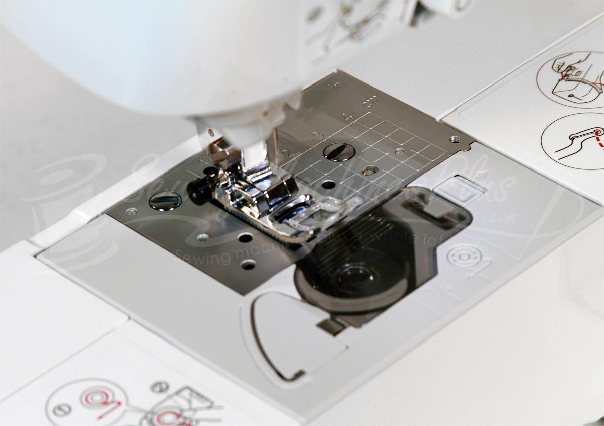 400 embroidery machine