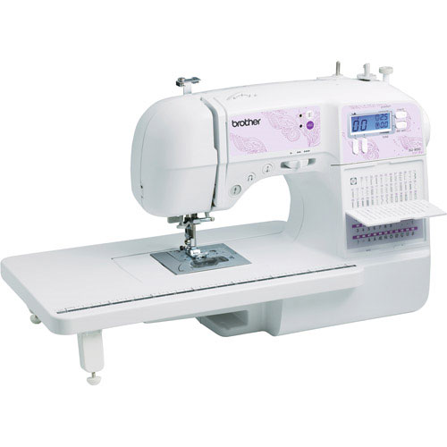 Eleen Fashions My Brother LS40 RIP My Friend Cool Brother Sewing Machine Ls2125