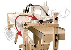 Juki Tl 2000qi 9 Long Arm Machine W Gracie King Frame
