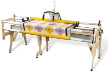 Gracie Queen Machine Quilt Frame