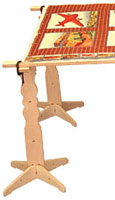 The Graciebee Square Hand Quilting Frame