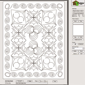 Pantograph Machine Quilting Patterns My Quilt Pattern