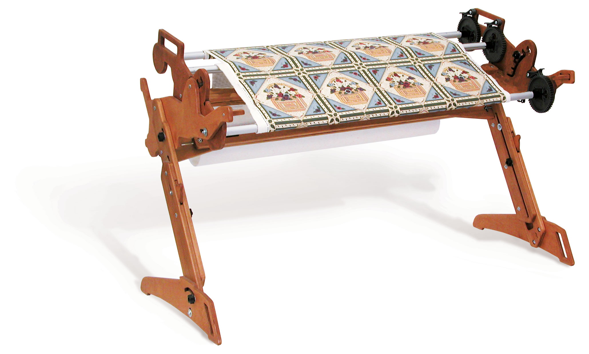 Grace Z44 Fabri Fast Hand Quilting Frame Adjustable To 4