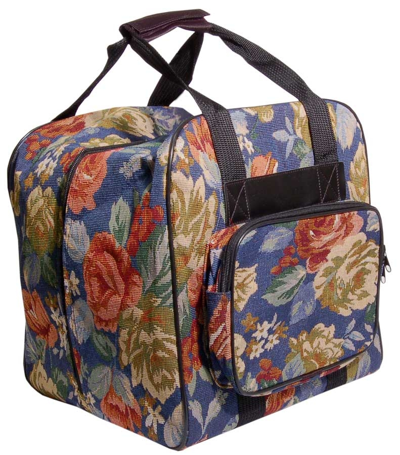 hemline sewing machine tote