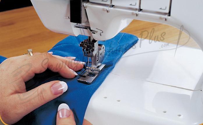 Чем шить кожу на швейной машинке