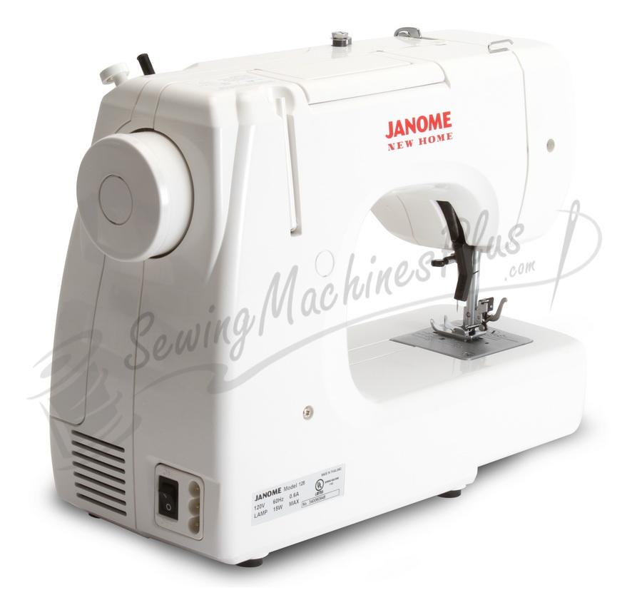 janome 128 sewing machine