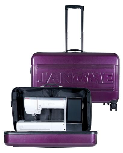 rolling sewing machine cart