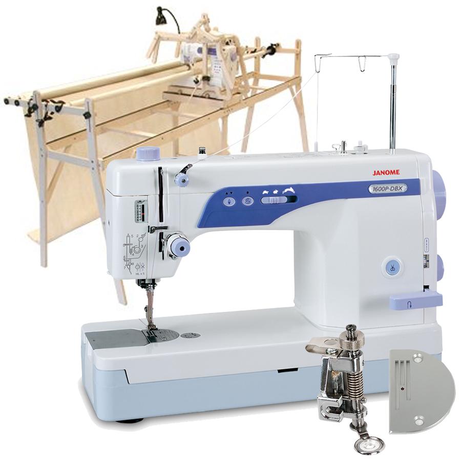 janome 1600p dbx sewing machine