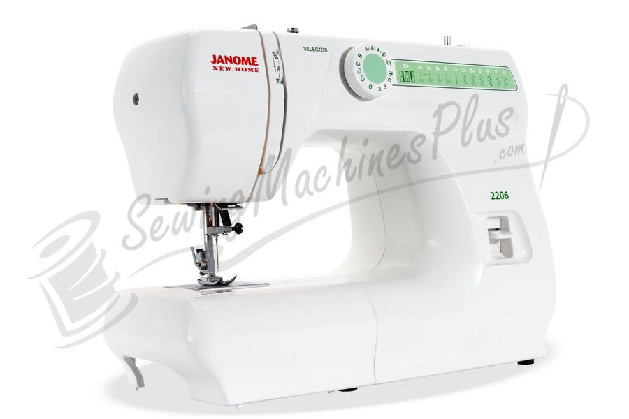 janome 2206 sewing machine