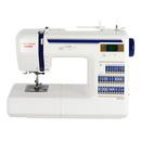 jw7630 Janome JW7630 30-Stitch Sewing Machine with Hard Case & Instructional DVD