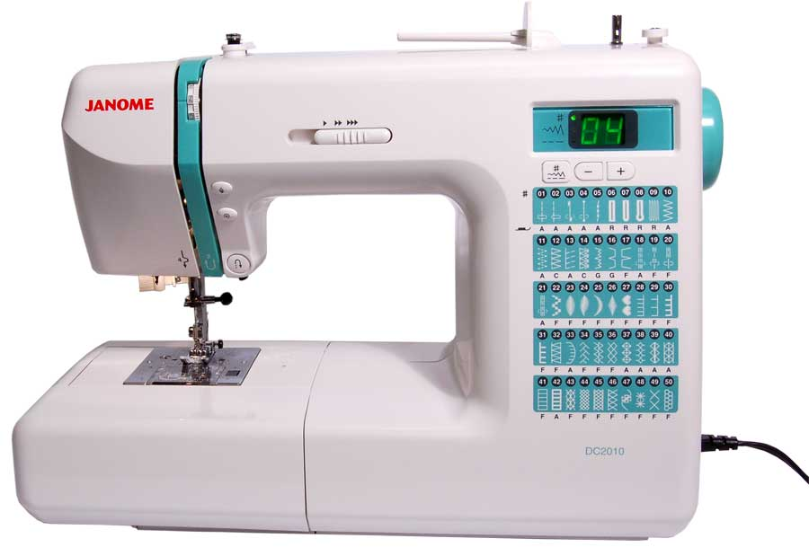 janome sewing machine dc2010