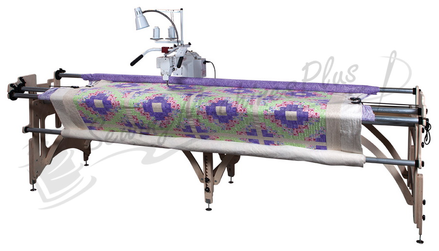 The Artistic Liberty 18x8 Long Arm Quilting Machine W