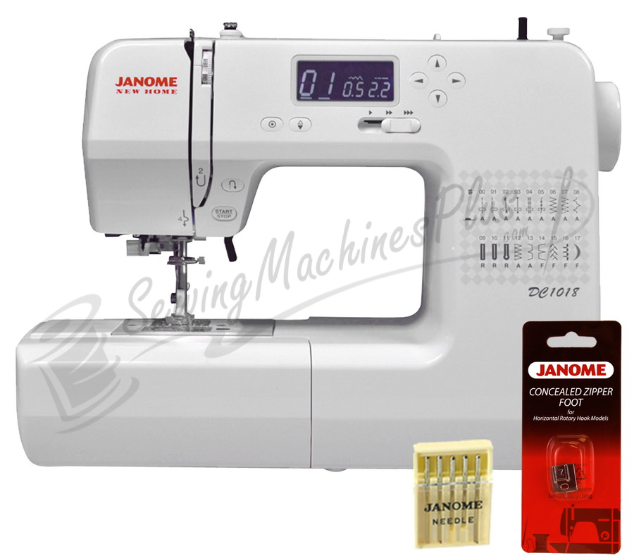 janome embroidery machine price list