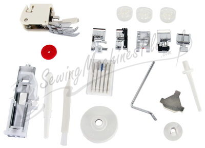 Janome DC2012 Accessories