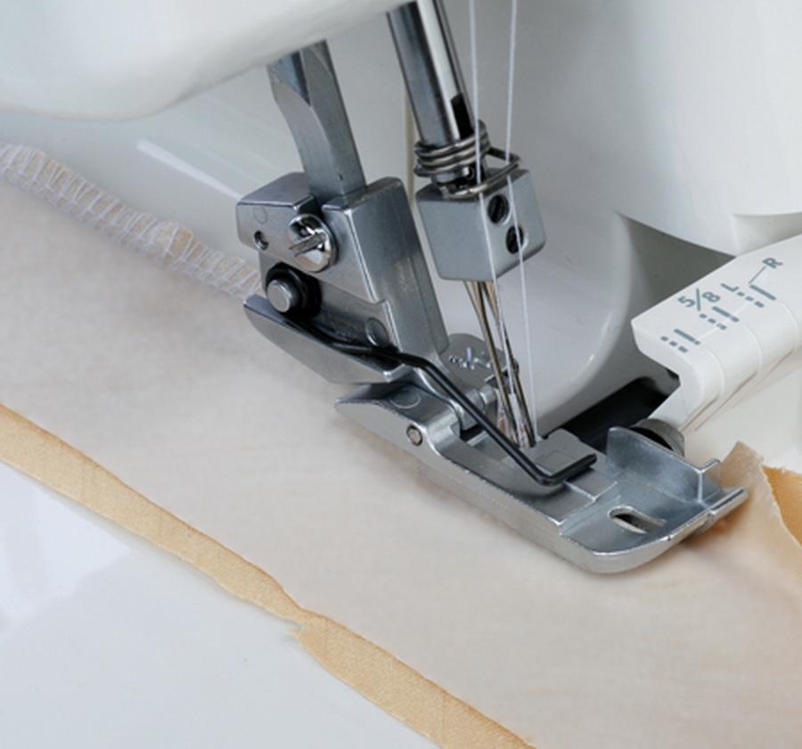 sewing machine serger foot
